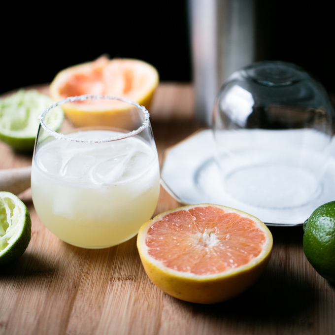 Grapefruit Margarita and Mid-Week Inspiration