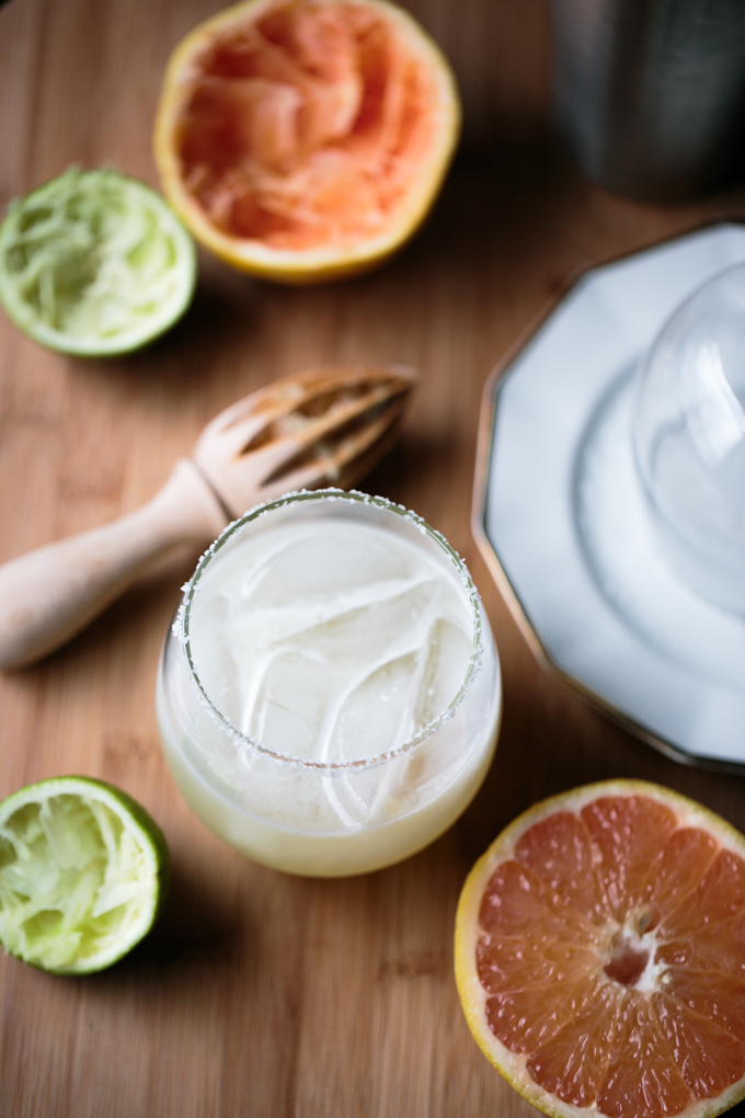 Grapefruit Margarita by thiswildseason.com -5