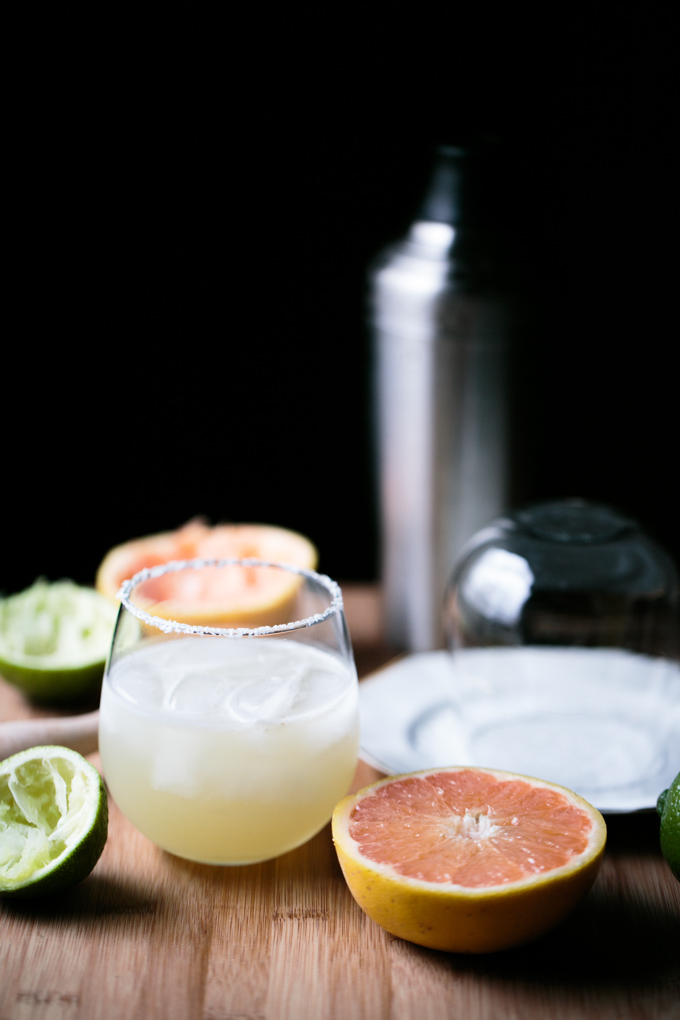 Grapefruit Margarita by thiswildseason.com -6