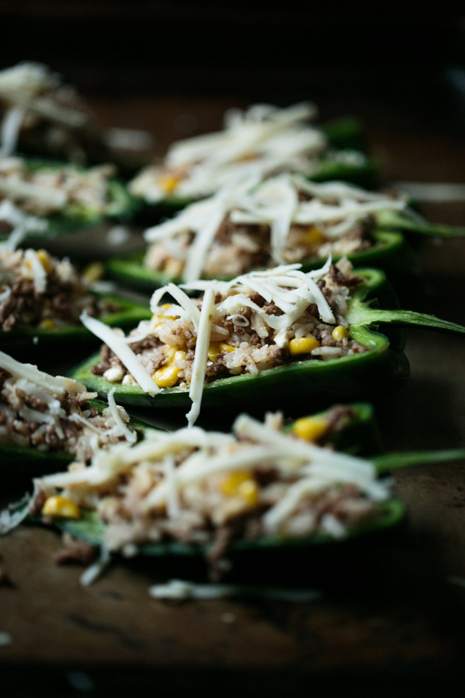 Stuffed Poblano Peppers with a Fresh Lime Crema by thiswildseason.com -4